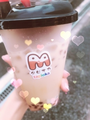 大阪日本橋 谷町九丁目のリラクゼーションサロン M's SWEET 写メ日記 タピ♡画像